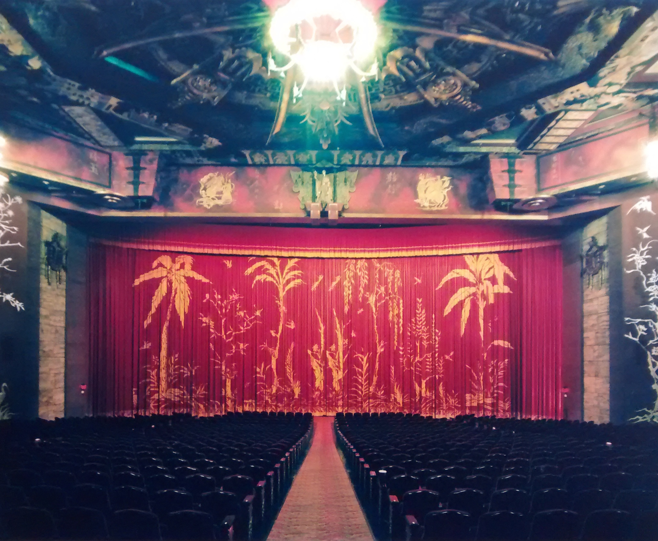<p><span>Chinese Theater, Los Angeles</span>, 2013<br>45 x 53 cm</p>