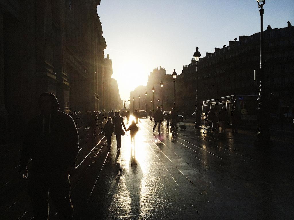 <p><span>Gare du Nord, Paris </span>, 2014<br>Format: 40 x 53 cm</p>