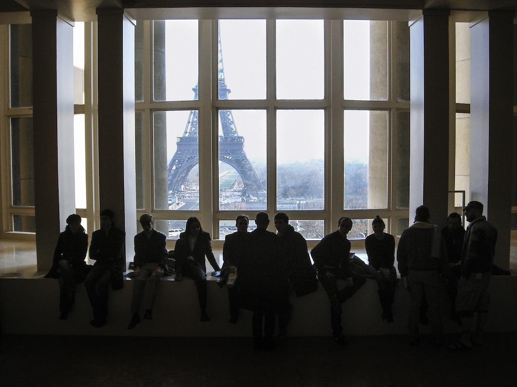 <p><span>Musée de l'Homme, Paris</span>, 2006<br>Format: 40 x 53 cm</p>