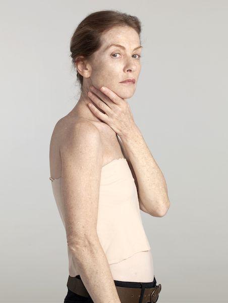 <p><span>Actrices - Isabelle Huppert</span>, <br>Format: 29,5 x 37,4 cm . Collage sur Dibond</p>