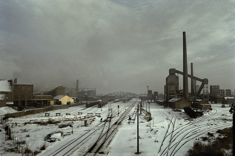 <p><span>Belgium, Flanders, town of Boom, Industrial Area</span>, 1988<br>Format: 50x33 cm</p>