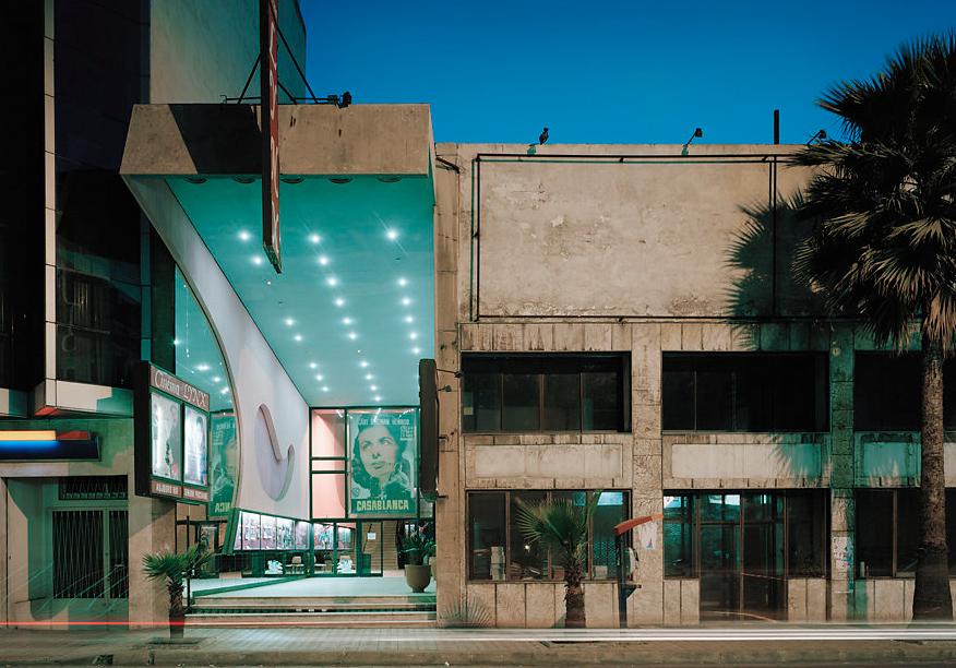 <p><span>Lynx, Casablanca</span>, 2014<br>65 x 77 cm</p>