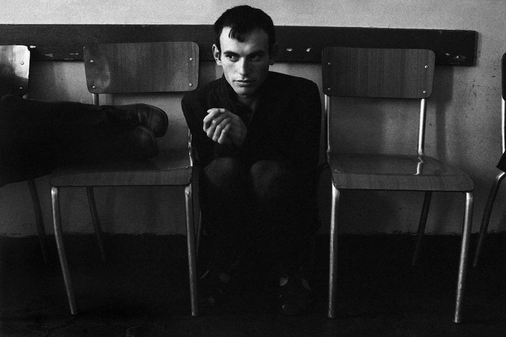 <p><span>Venise, San Servolo</span>, 1979<br>Photographie argentique, 44,6 x 63,2 cm, 5000€ (Edition: 7 exemplaires)</p>