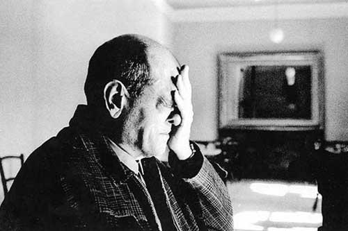 <p><span>Buñuel en Chinchon</span>, .<br>43x61,5</p>
