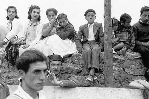 <p><span>La Novillada en Lazarzuela</span>, 1957<br></p>