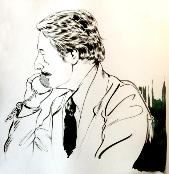 <p><span>Jean Rochefort dans