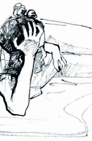 RDuris - La Penseuse