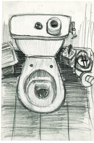 RDuris - Les toilettes